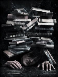 knjiški moljac