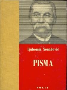 """Pisma"" Ljubomir Nenadović"