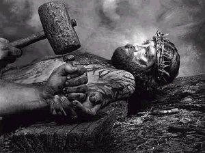 Isus na krstu