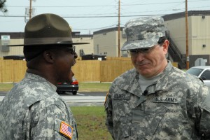 vojnik i komadant