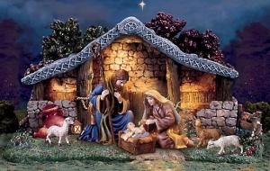 kinkade_nativity