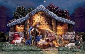 kinkade_nativity