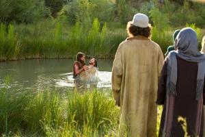 Krstenje Isusa