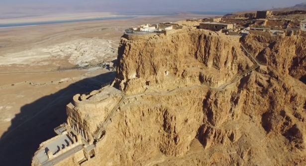 masada-desert
